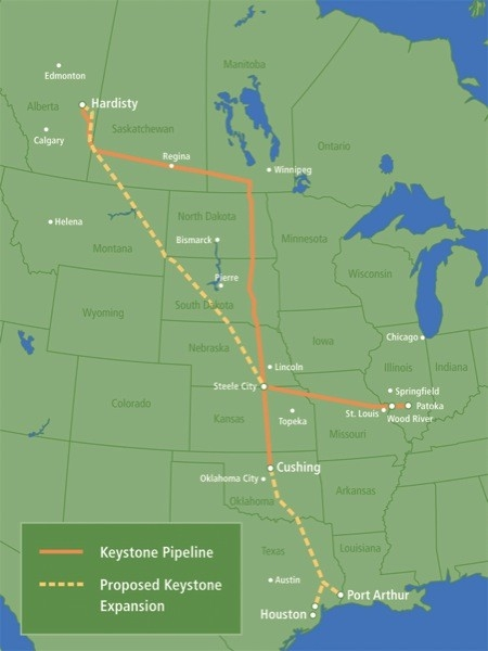 TransCanada plans pipeline meetings in 3 Nebraska cities