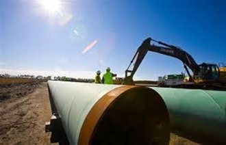 Developer says it's moving forward with Keystone XL pipeline