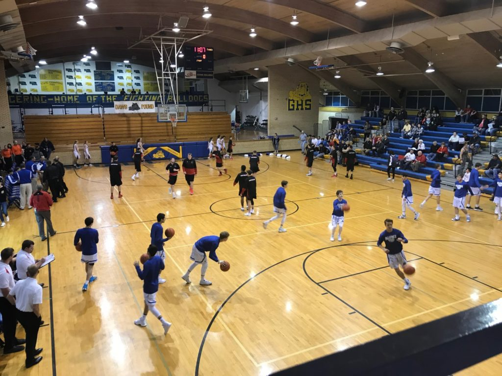 High School Basketball: Western Conference/Bayard Tournaments