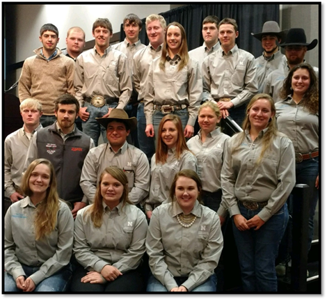 Cattle industry leaders mentor NCTA Aggies