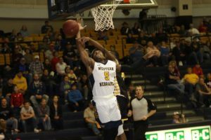 WNCC nails 22 threes in 129-111 win over EWC