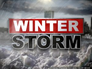 Winter Storm Warnings remain in effect through tonight