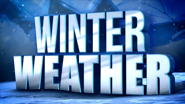 (Audio) Another Winter Weather Advisory Today