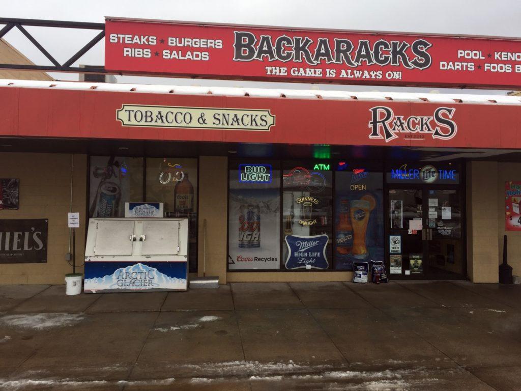 Backaracks closing liquor store for planned new bar