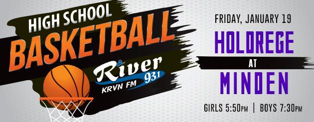 HS Basketball : River
