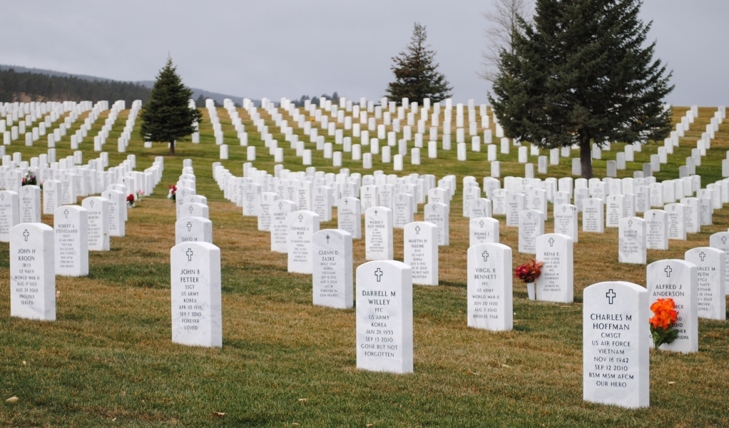 200 acres to be added to Black Hills National Cemetery