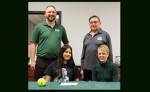 CCC Softball Signs Omaha Shortstop