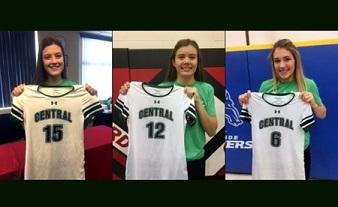 Three Nebraska Seniors Sign With CCC Volleyball