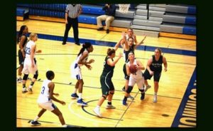 Hastings JV Holds Off CCC women