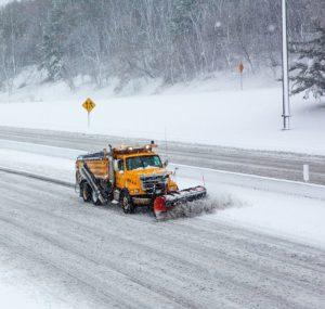 Snow blankets much of southern Nebraska
