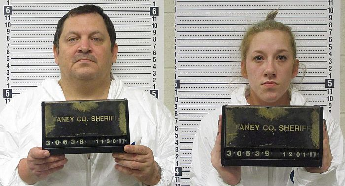 Couple plead not guilty to charges unrelated to slaying