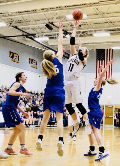 (Audio) Fort Kearny Conference Semifinals Set For Tonight In Kearney