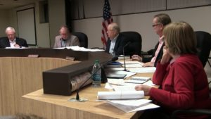 Commissioners to discuss Information Systems Director Position