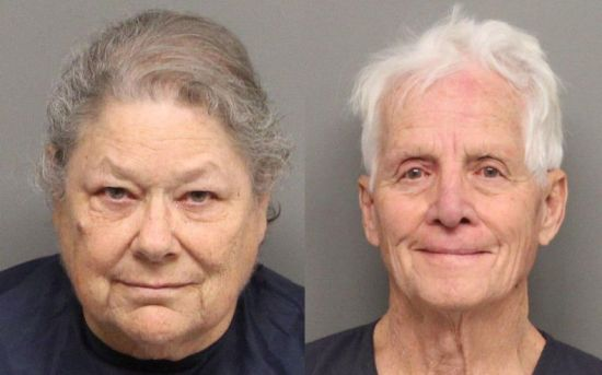Elderly couple caught with 60 pounds of pot for Xmas gifts arrested again in Nebraska