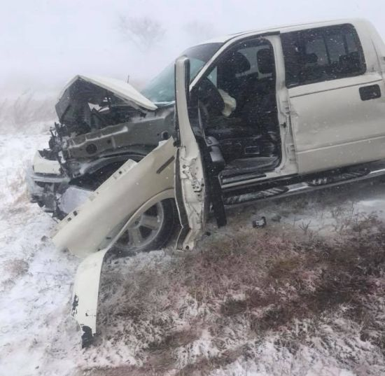 Winter storm causes estimated 30 car pileup on I-80