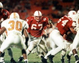 Outland Winner Taylor Selected for College Football Hall of Fame