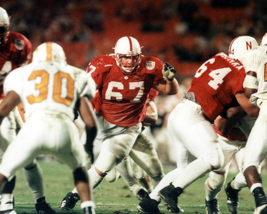 Former UGA player Matt Stinchcomb elected to College Football Hall of Fame