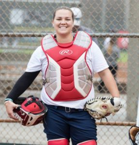 Former Husker Taylor Edwards Selected to USA Softball World Championship Team