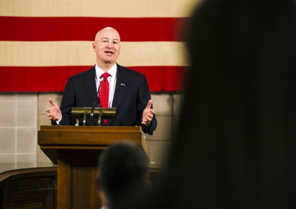 Ricketts: lawmakers could easily raise other taxes if property tax petition drive succeeds