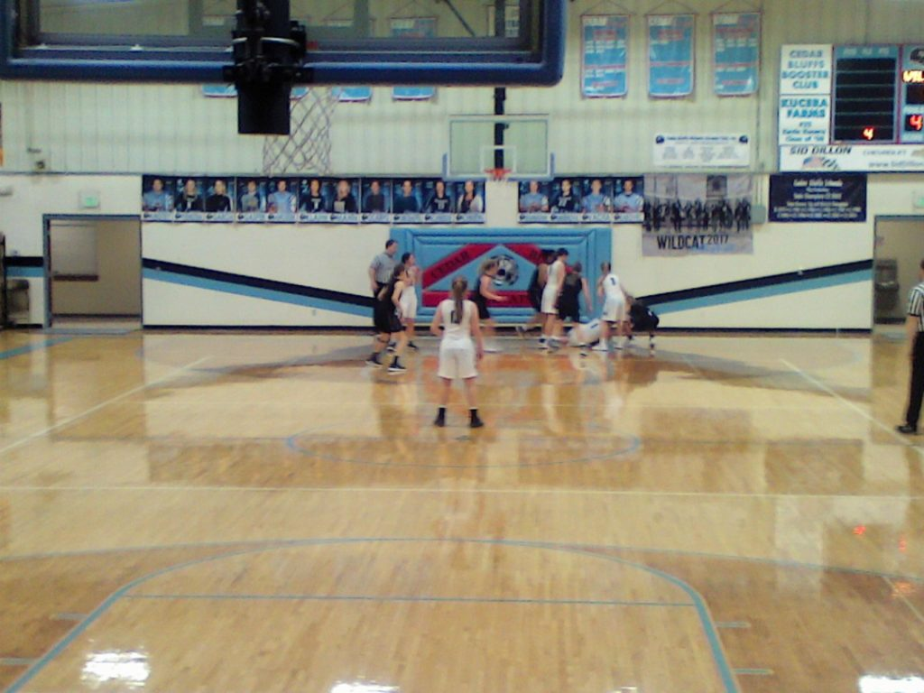 (AUDIO) BRLD Basketball teams win big at Cedar Bluffs