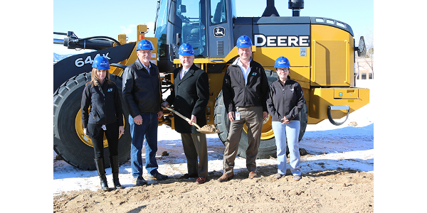 CDA breaks ground on future laboratory site