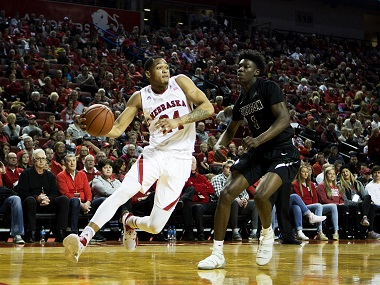 Huskers Fall at Purdue