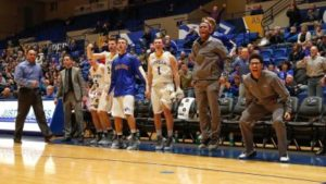 Big Night For UNK Men & Women