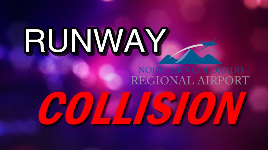 Plane, helicopter collide on Colorado runway; 1 pilot hurt