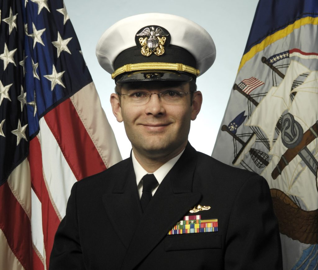 Lyman native wrapping up two year stint as submarine officer-in-charge