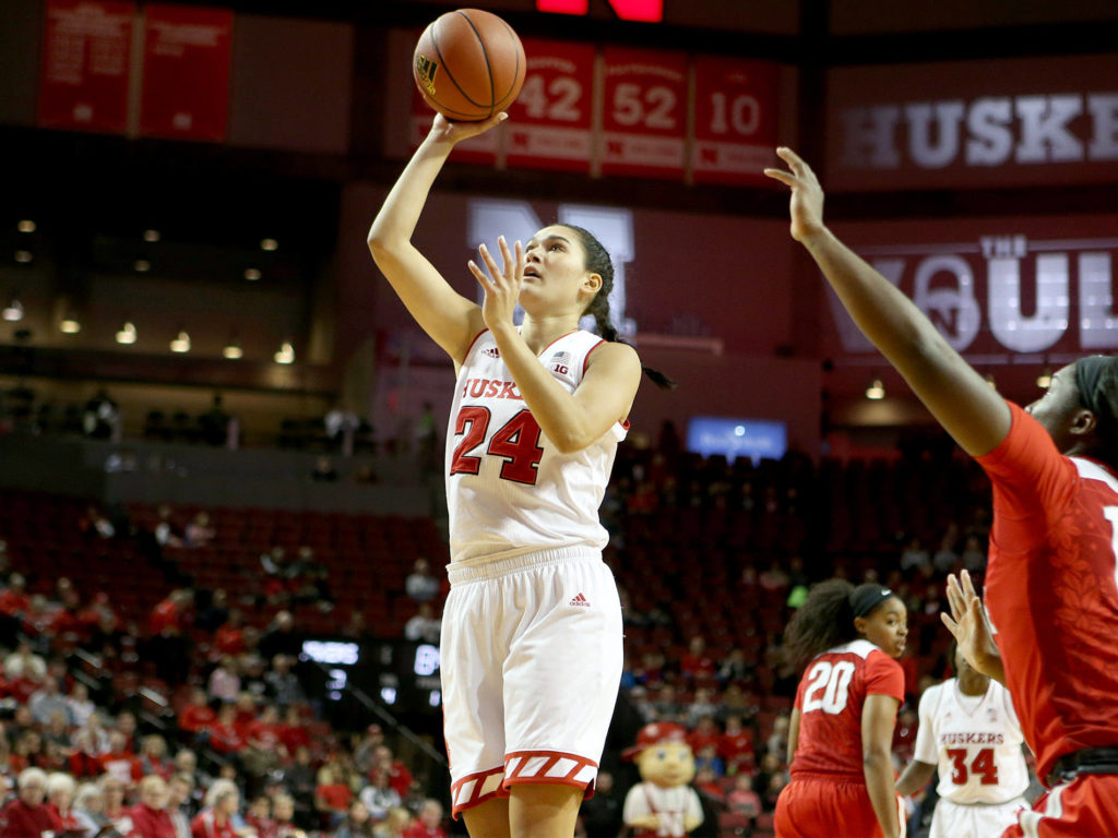 Huskers Overcome Gophers for 79-74 Road Win