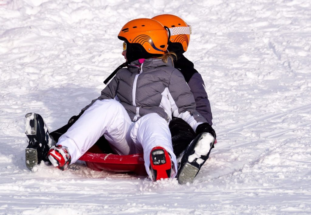 Proposal to provide first responder access to sledding hill