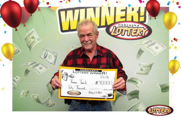 Columbus and York Men Win Big with Nebraska Lottery