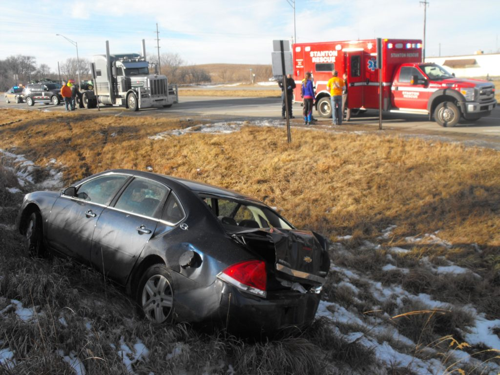 Two Injured In Stanton County Accident