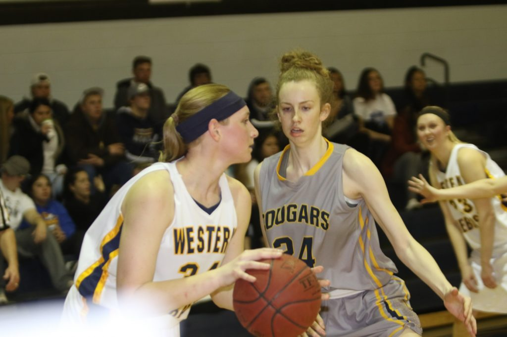 Lady Cougars rout Nebraska All-Stars