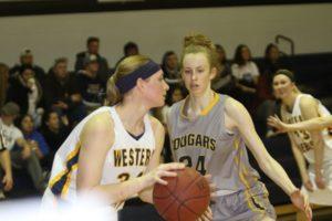 Lady Cougars rout Nebraska All-Stars