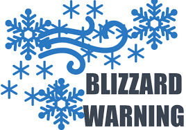 Blizzard Warning Closes Schools And Prompts Travel Warnings