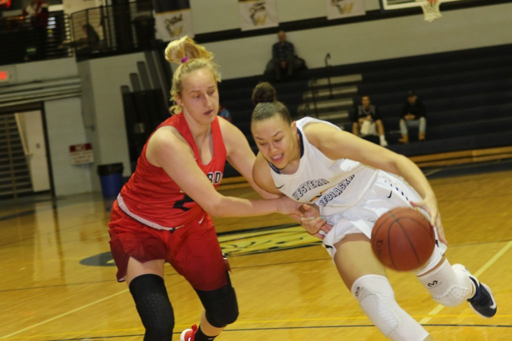 WNCC women fall to Casper