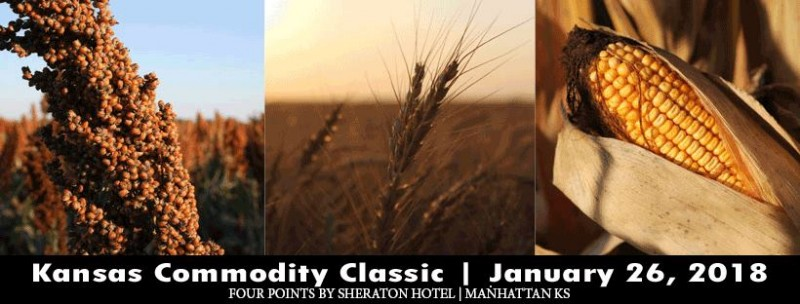 Farmers invited to Kansas Commodity Classic on January 26