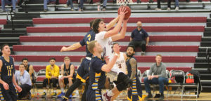 Skyhawk men roll, 96-69 in Chadron