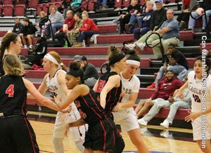 Another close loss for CSC women