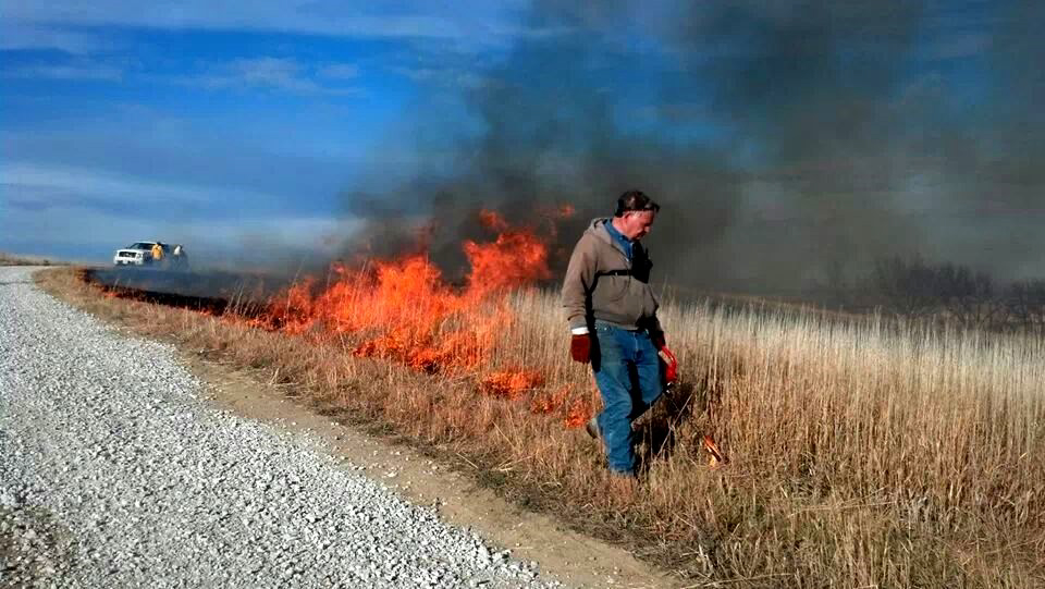 Basic prescribed fire workshops offered by Pheasants Forever