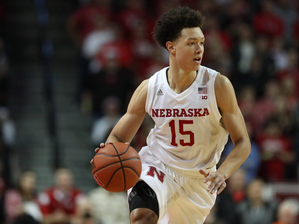 Huskers Close Stretch vs. Badgers Monday Night