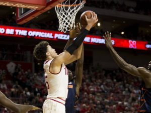 Huskers Host No. 23 Michigan tonight