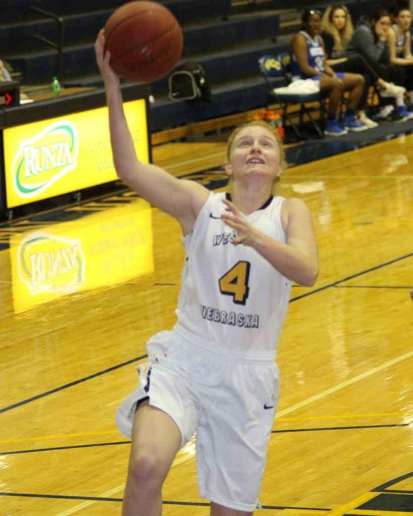 WNCC women roll to 19th win