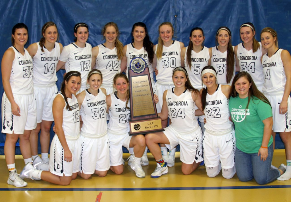 MVP Hoppes, CUNE roll to program's 28th CIT title
