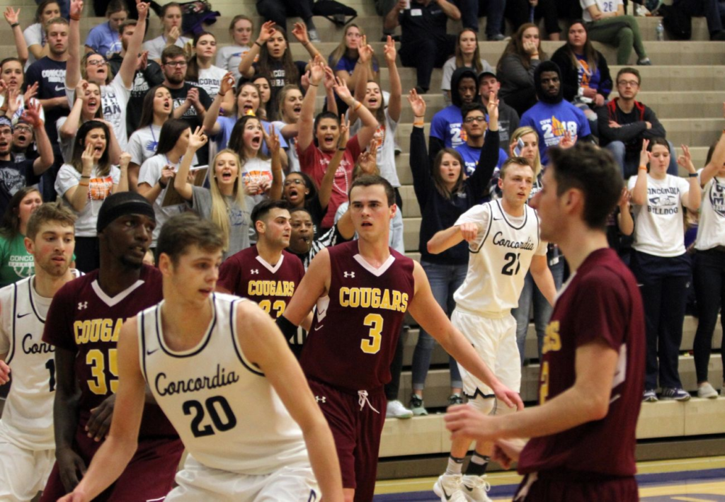 Bulldogs bounce back on day two of CIT