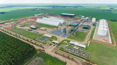 Summit Agricultural Group to expand FS Bioenergia, Brazil's leading producer of corn ethanol