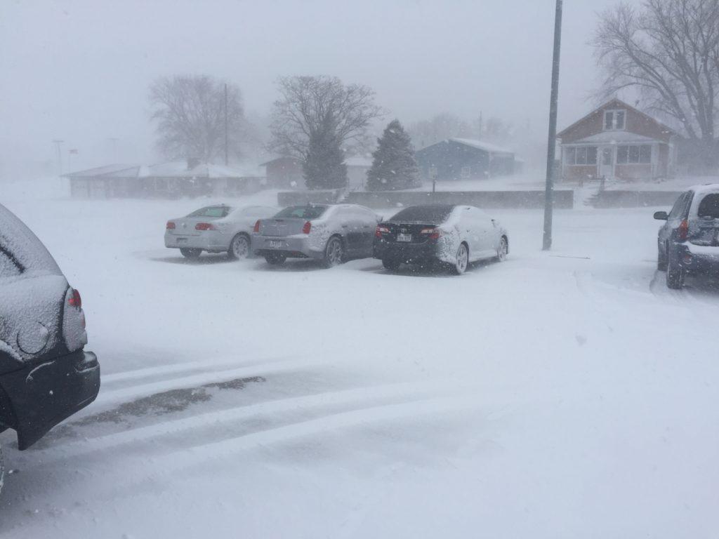 North Platte Valley escapes big snow