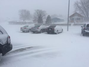 North Platte Valley escapes big snow