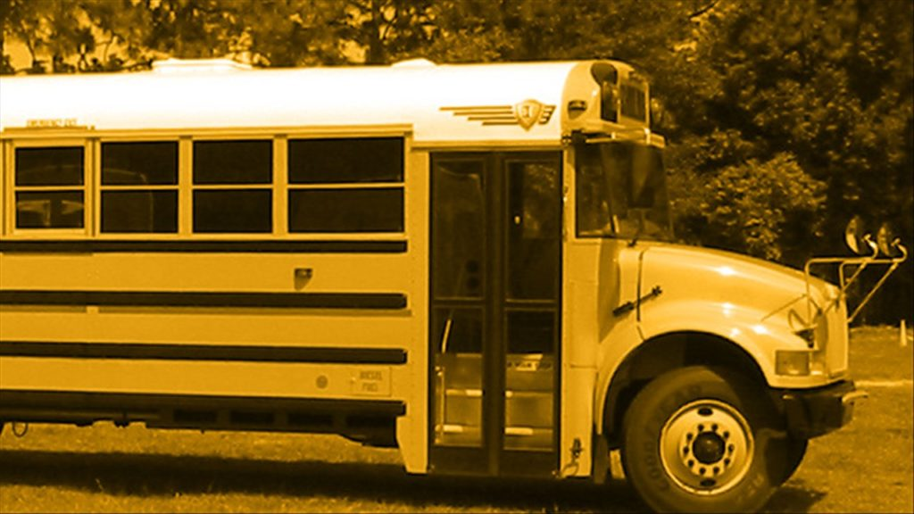 Company fires driver after student left on bus